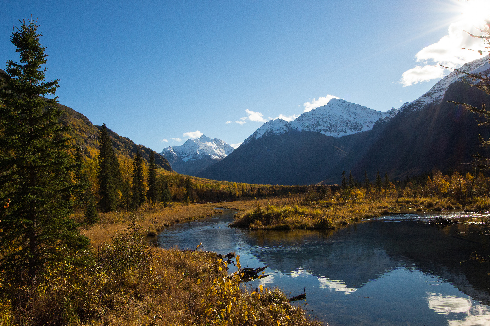 natureza Alaska