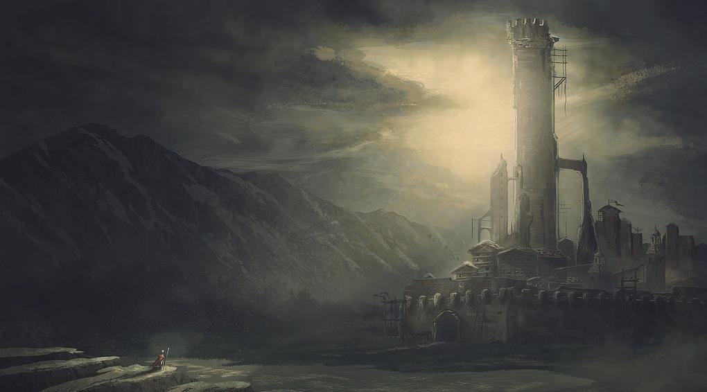 castelo sombrio