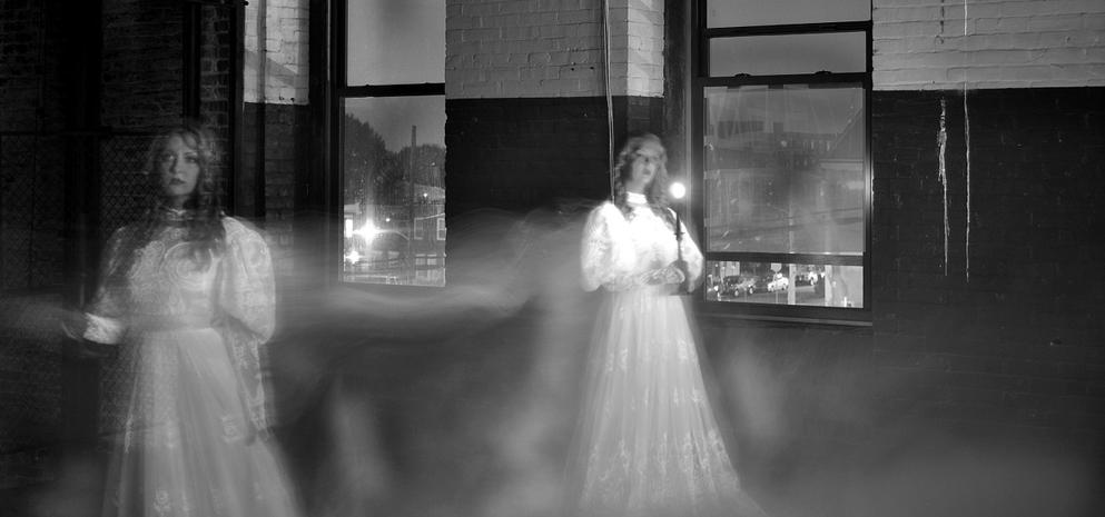 garotas fantasmas